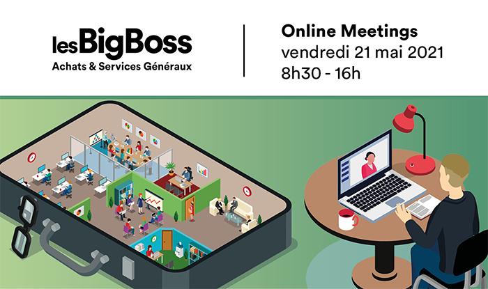 Vignette Achats & Services Généraux Online Meetings