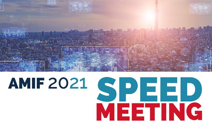 Vignette Speedmeeting AMIF 2021
