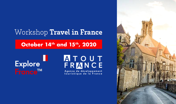 Vignette Travel in France