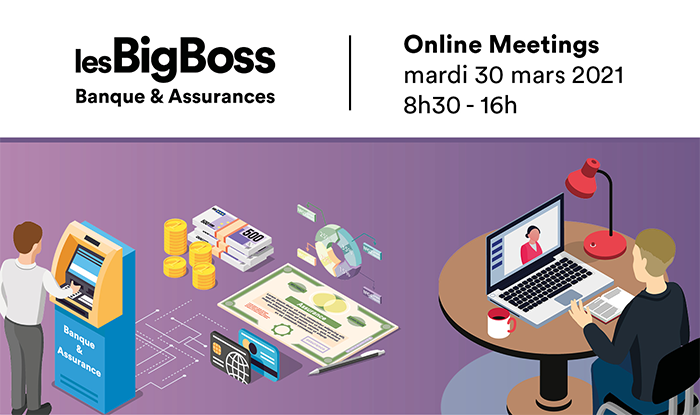 Vignette Banque & Assurances Online Meetings