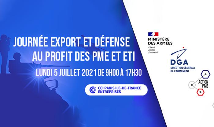 Vignette Journée export et défense au profit des PME et ETI