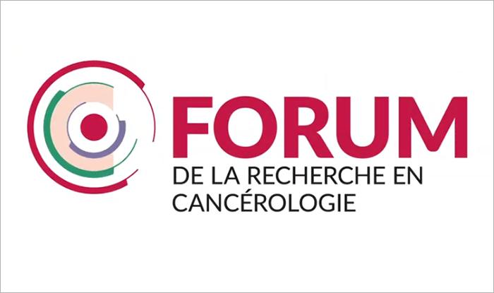 Vignette Forum de la recherche en cancerologie