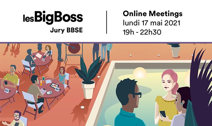 Vignette Afterwork Online Jury SOM by lesBigBoss