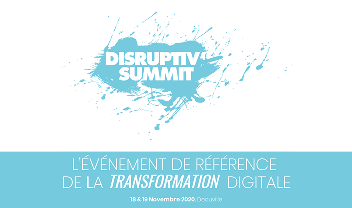 Vignette DISRUPTIV'SUMMIT