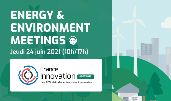 Vignette France Innovation Energy & Environment Meetings