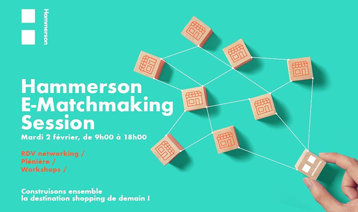 Vignette Hammerson E-Matchmaking Session