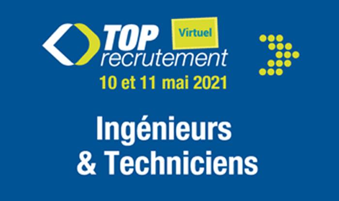 Vignette Top recrutement ingénieurs et techniciens