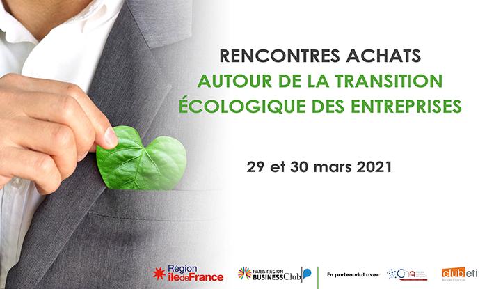 Vignette Journées de la Transition écologique des entreprises