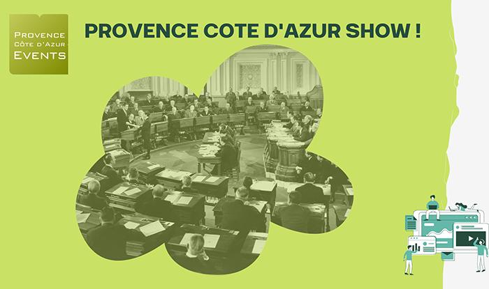 Vignette Provence Côte d'Azur Show