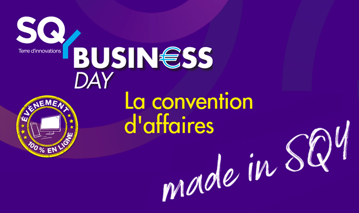 Vignette SQY Business Day