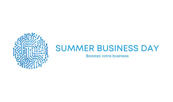 Vignette Summer business Day