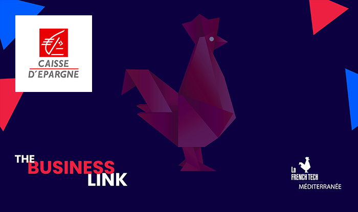 Vignette Caisse d'Epargne X French Tech Med - The Business Link
