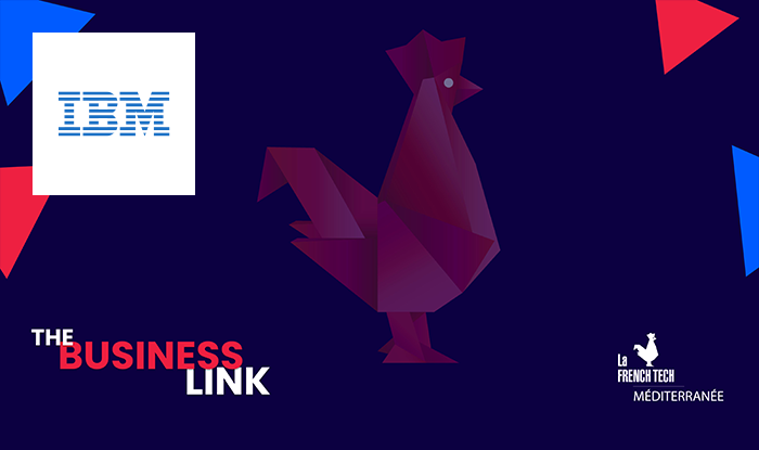 Vignette IBM X French Tech Med - The Business Link