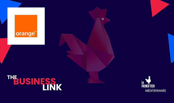 Vignette Orange X French Tech Med - The Business Link