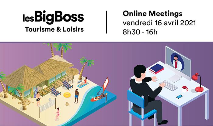 Vignette Tourisme & Loisirs Online Meetings