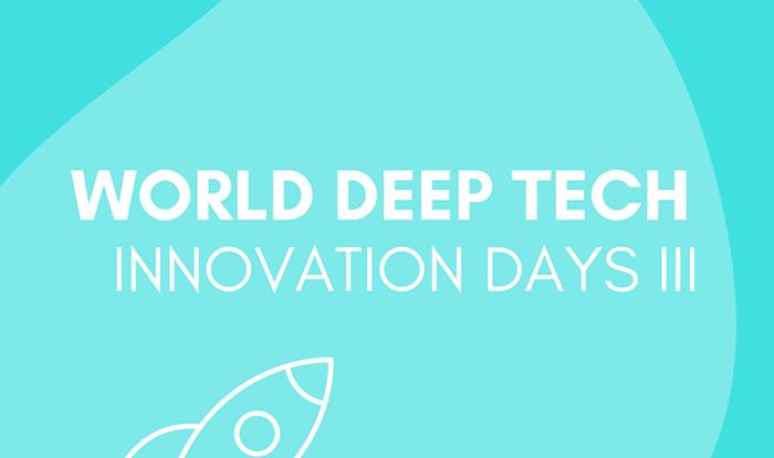 Vignette World Deep Tech Innovation Days lll